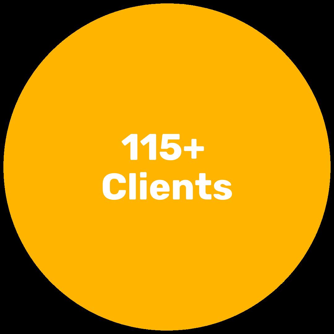 115+ Clients (17)